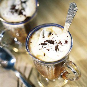 Irish Coffee~Photo:  Williams-Sonoma