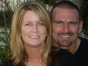 Grant and Cathy Pritchard