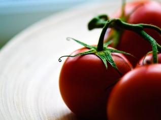 Lasagna ~ Tomatoes