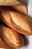 Thick Crusty Bread