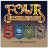 Rather Dashing Games:  Four Taverns