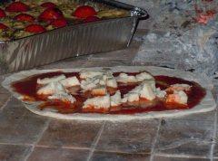 Pizza's In!