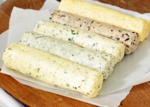 Compound Butter ~ Simple to prepare and full of flavor.
