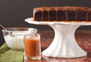 Delicious Chocolate Guinness Cake  Photo:  Lara Ferroni for Huffington Post