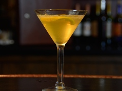 Silent Third Cocktail