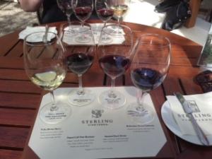 Sterling Wine & Food Pairing
