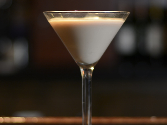 Silk Stockings by Shaun the Bartender