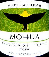 Mohua Sauvignon Blanc