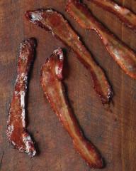 Maple Glazed Bacon
