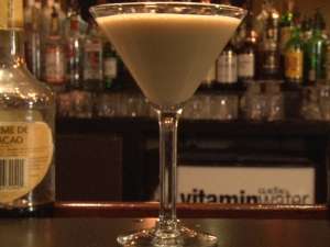 Mocha Mint Martini Shaun the Bartender