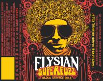 Elysian Super Fuzz Blood Orange Pale