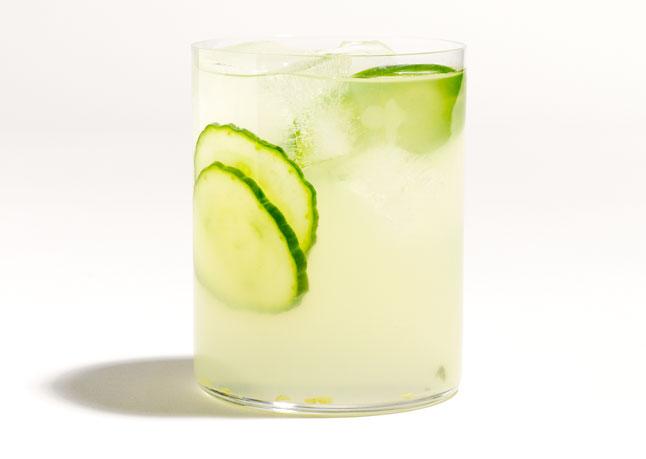 Spicy Cucumber Margarita Photo: Matt Duckor for Bon Appetit