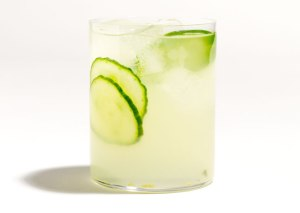 Spicy Cucumber Margarita Photo:  Matt Duckor for Bon Appetit