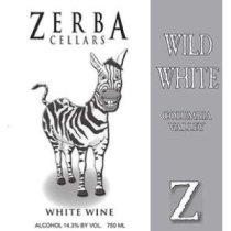 Zerba Columbia Valley Wild White
