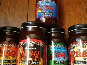 Grandville's Gourmet BBQ Jam