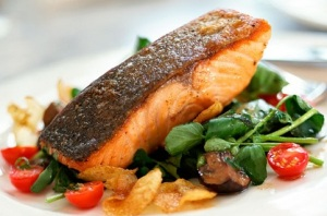 Asian Brown Sugar Salmon