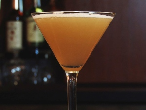Nutcracker Cocktail Photo:  Shaun the Bartender