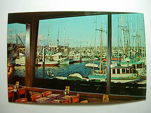 Old postcard, main dining room view. Circa pre 80's??