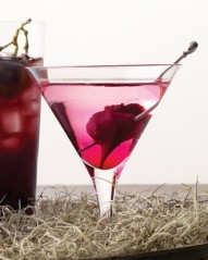 Bleeding Heart Martini