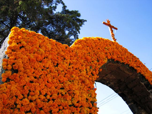 Dia de los Muertos; honoring ancestors with a toast and ...