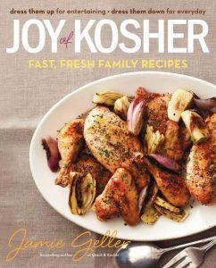 Joy of Kosher by Jamie Geller
