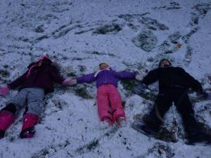 Kendra's Snow Angels