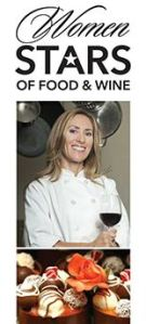 Women Stars of Food and Wine