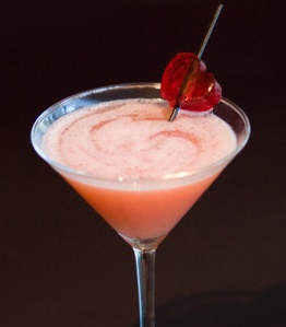 All-American Sweetheart Martini
