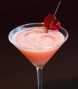 All-American Sweetheart Martini