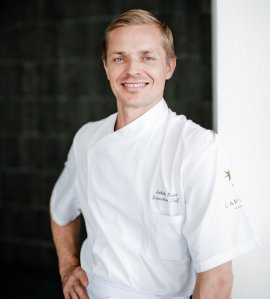 Executive Chef Jakob Esko