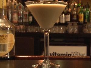 Mocha Mint Martini