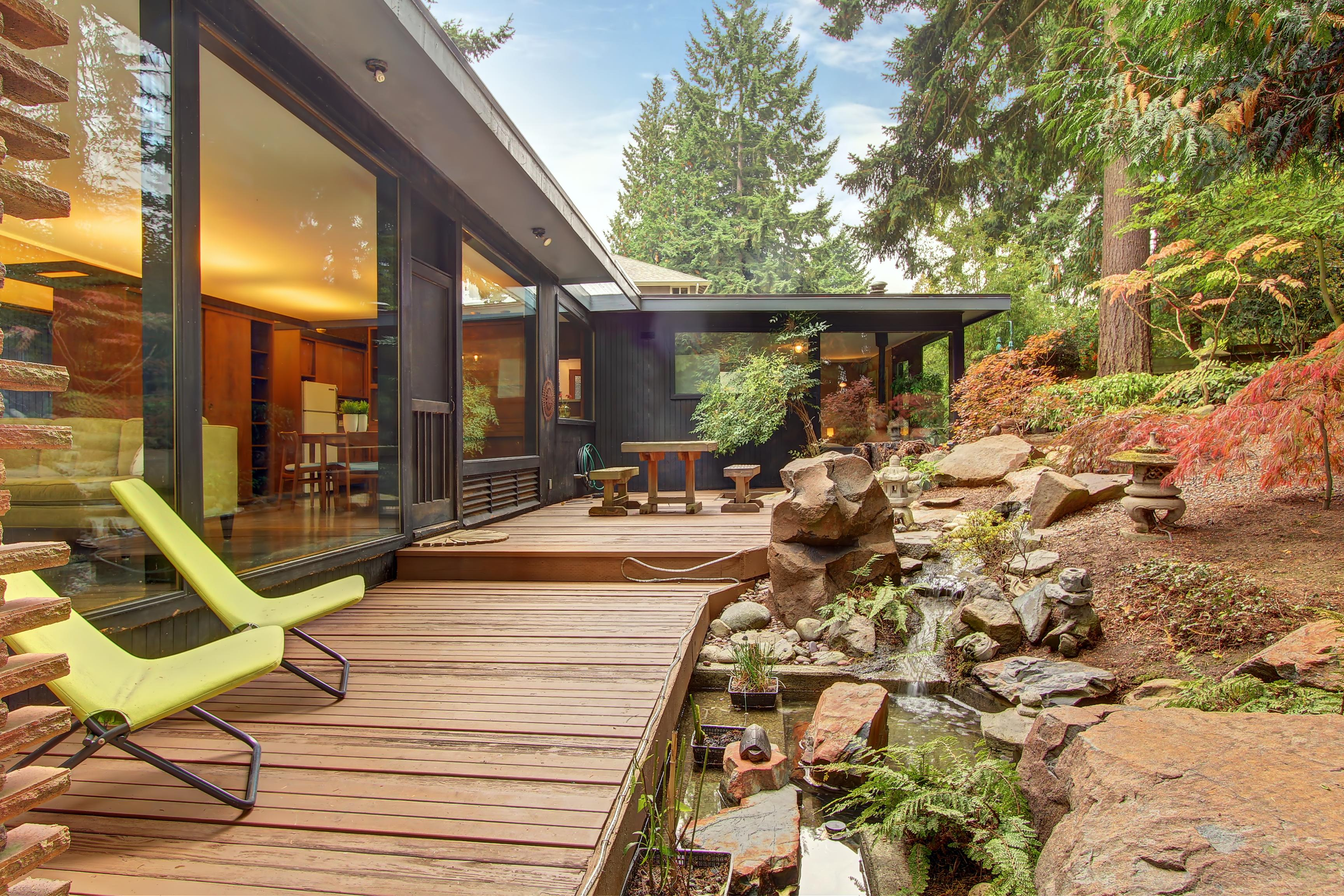 Modern house in seattle for Seattle modern house