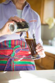 Ginger Johnson of Women Enjoying Beer