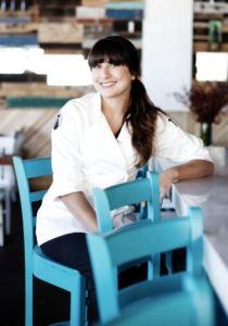 Executive Chef/Partner Amanda Baumgarten