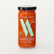 Almond and Garlic Romesco Sauce