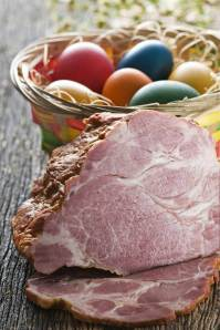 Boneless Ham with Brown Sugar Pineapple Glaze