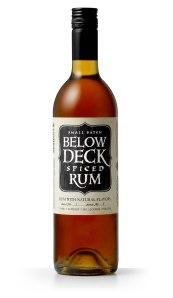 Below Deck Spiced Rum