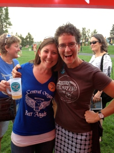 Bend Brew Fest / Ginger and Gina