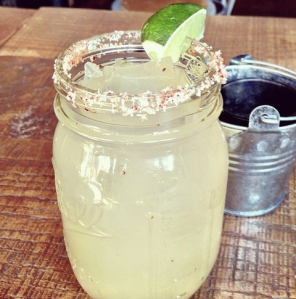 Mexicue's Lemon Margarita