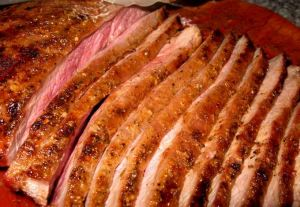 Slow Smoked Cajun Brisket - Photo: Chef of the Future