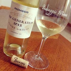 Passaggio's Pinot Grigio
