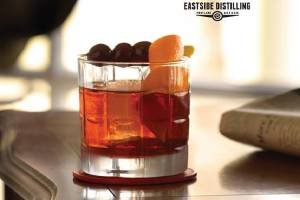 Aztec Old Fashioned Eastside Distilling / Facebook