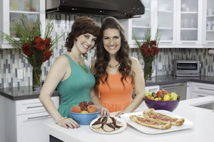 Jenny Engel, Heather Goldberg of Spork Foods