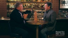 William Shatner and Ray Isle on 'Brown Bag'