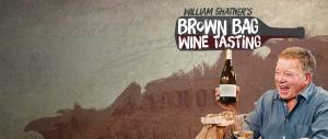 William Shatner's  Brown Bag