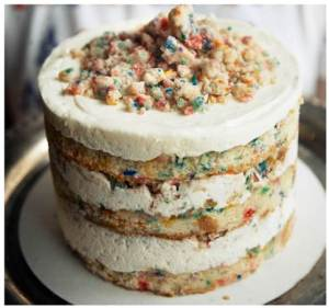 BIRTHDAY CAKE BY CHRISTINA TOSI