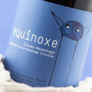 Maxime Graillot Les Lises Equinoxe Wine