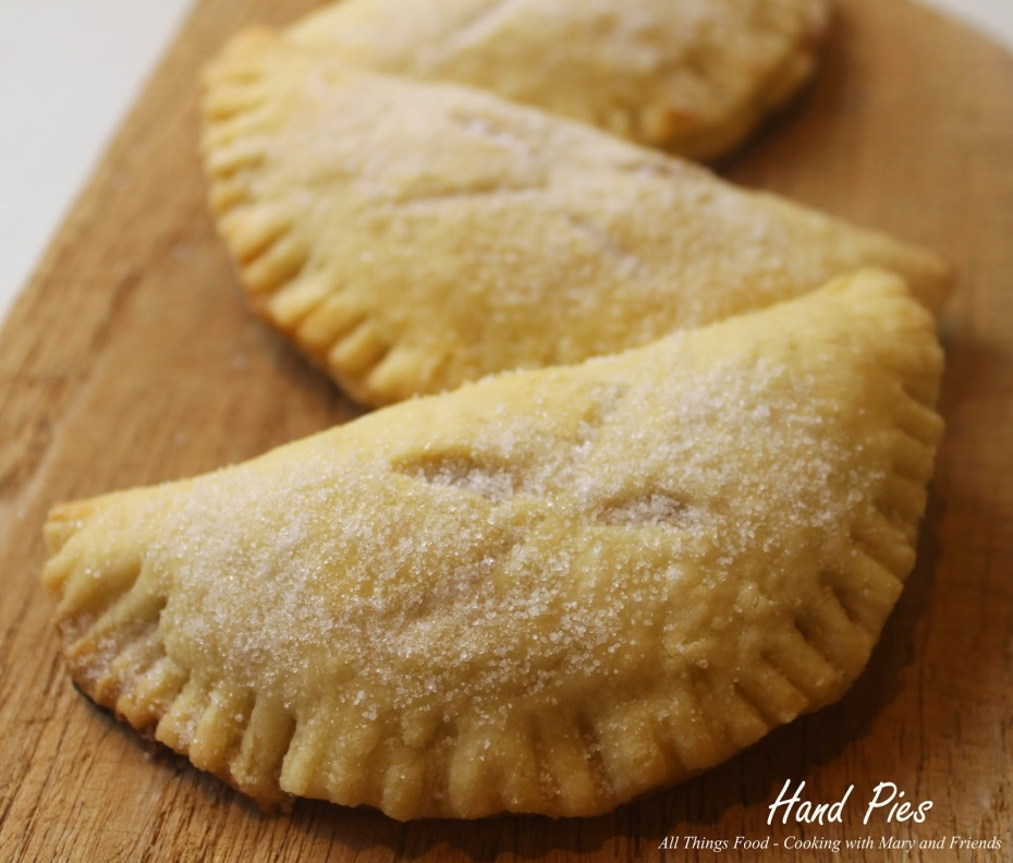 Hand Pies by CookingwithMaryandFriendsdotcom