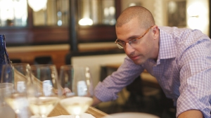 From Esquire Network's new original series, UNCORKED, Sommelier Josh Nadel (2)