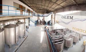 Sogevinusvindimas15-Inside the Cálem production facility